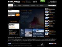 Skidresor och skidsemester med Nortlander Skitours AB