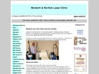 Medical Laser and Skin Clinic, Norwich, Norfolk