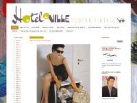 Note de l'Hôtel: A Vintage Eyewear Blog