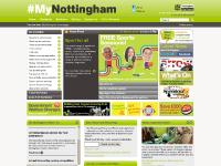 nottingham.gov.uk My Services, Advice and Benefits, A to Z of local services