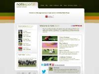 nottssport.co.uk
