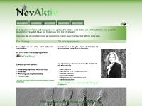 Novaktiv - Företaget som satsar på din hälsa.