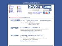 novosti.org.uk NOVOSTI,NOVOSTI news,NOVOSTI.com
