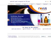 novushealthcare.co.uk novus environmental, waste disposal