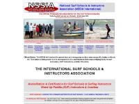 Surf School & Surfer Code of Ethics, Water Safety, Directors, NSSIA Links