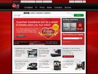 Virgin Media - Cable broadband, TV & phone plus mobile broadband & phone