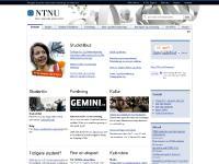 Startside - NTNU