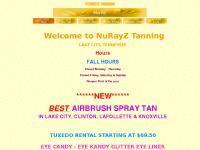 NuRayZ Tanning
