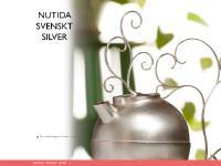 Nutida Svenskt Silver