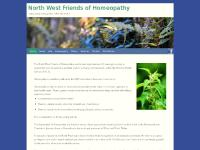 North West Friends of Homeopathy | Supporting homeopathy within the N.H.S