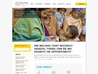 nyayahealth.org volunteer public health, non-profit organization, nepal