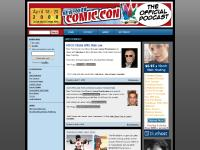 NY Comic Con Cast