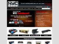 NYC Pedalboards - Custom Pedalboard Solutions