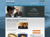 New York Hair Transplant & Hair Restoration - NYHairLoss.com