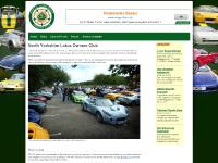 The North Yorkshire Lotus Owners Club | NYLOC