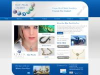 nzbluepearls.co.nz Gallery, Products, Website by Surefire Design Websites