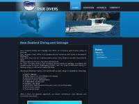 NZDiving & Salvage - New Zealand Diving and Salvage