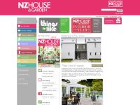 Homepage  - NZ House & Garden