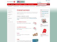 nzpost.co.uk Business, Products & services, Sending within NZ