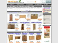 High Quality Oak Cupboard Furniture Storage Solutions