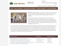 oakmirrors.co.uk oakmirrors