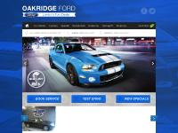 oakridgeford.com