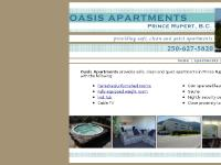 Oasis Apartments Prince Rupert