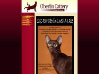 Home - Oberlin Cattery