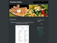 obesidadeenutricao.blogspot.com Questionário, Obesidade e Nutrição - Word, stificativa