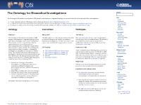 statistik för obi-ontology