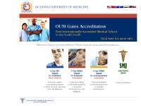 oceaniamed.org Samoa Medical Journal, sponsored by OUM