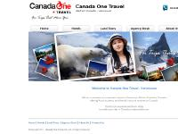 Hotels, Land Tours, Agency Desk, Canada One Travel Co. Ltd.
