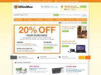 officemax.com Office Supplies, Office Furniture, Technolo