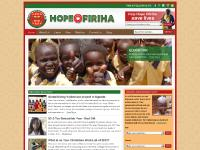 Hope Ofiriha — Charity Helping South Sudanese Women & Children Rebuilt Their Lives
