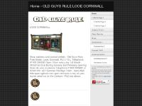 Home - OLD GUYS RULE LOOE CORNWALL
