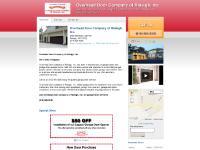 Garage Door Openers - Garage Door - Overhead Door Company of Raleigh, Inc. - Raleigh - North Carolina