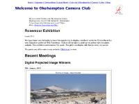 okehamptoncameraclub.co.uk Calendar, Competitions, Galleries