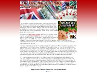 OK Online Casino United Kingdom - The Best Online Casino Games