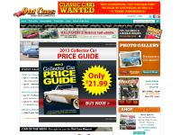 Old Cars Weekly - Covering the Entire Field of Collectible Automobiles & Old Cars