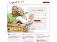 Singles Fifty | Friendship and Dating Site for the over Fifties