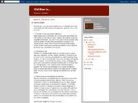 oldmanin.blogspot.com Conclusions, 4:25 PM, Ramadan
