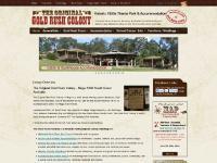 Mogo Gold Rush Theme Park - Old Mogo Town South Coast NSW