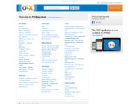 olx.com.ph Philippines classifieds, Philippines free classifieds, Philippines classified ads