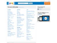 Free classifieds in Sri Lanka, classified ads in Sri Lanka (For Sale in Sri Lanka,