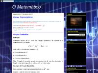 omatematicoeadt.blogspot.com Razões Trigonométricas, 14:12, 0 comentários