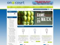 oncourttennis.net Gear Guide, Promos, Racquets