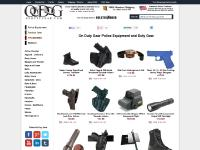 ondutygear.com Shipping / Returns, Police Duty Gear, Tactical/Military Gear