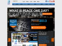 World Peace Through Global Campaigns - Peace One Day
