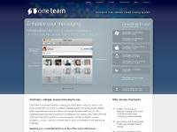 OneTeam - open source enterprise multi-network instant messaging client