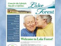 Lake Forest Senior Living Community - Retirement Community Apartments - Lake Champlain - Plattsburgh, NY - Home